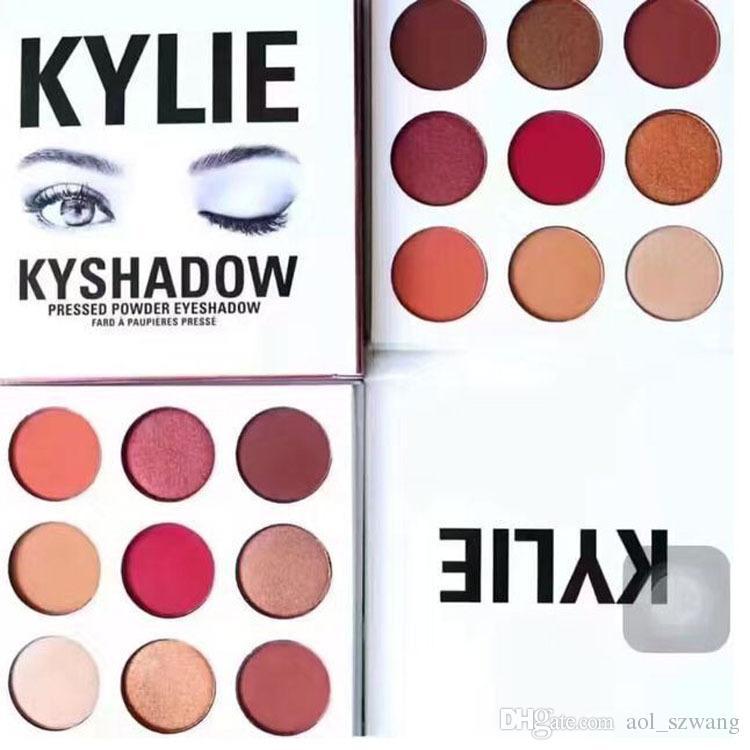 Kylie косметика тени