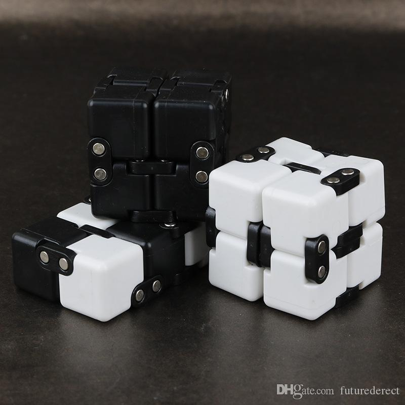 infinity cube. novelty fidget infinity cube stress relief focus decompression anxiety toys for adults and children high quality magic cubes online with