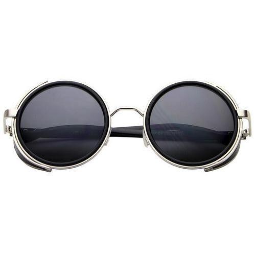 2017 Hdcrafter Mirror Lens Steampunk Sunglasses Brand New ...