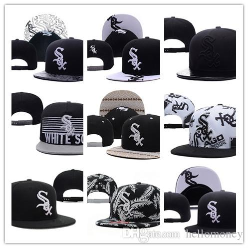 2017 Chicago Basketball Snapback Baseball Snapbacks White Sox Football Snap Back