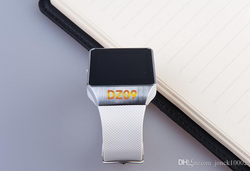 Goophone I7 Dz09 Smart Watch Card Phone Bluetooth Mobile ...