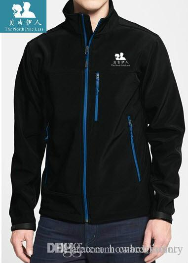 Nouveaux hommes en molleton Apex Bionic Fleece SoftShell Outdoor Men Imperméable