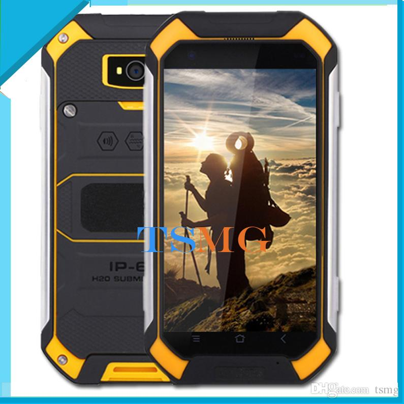 Guophone V19 Smartphone MTK6580 QuadCore Android 6.0 DualCard 4.5 pouces 4500mAh