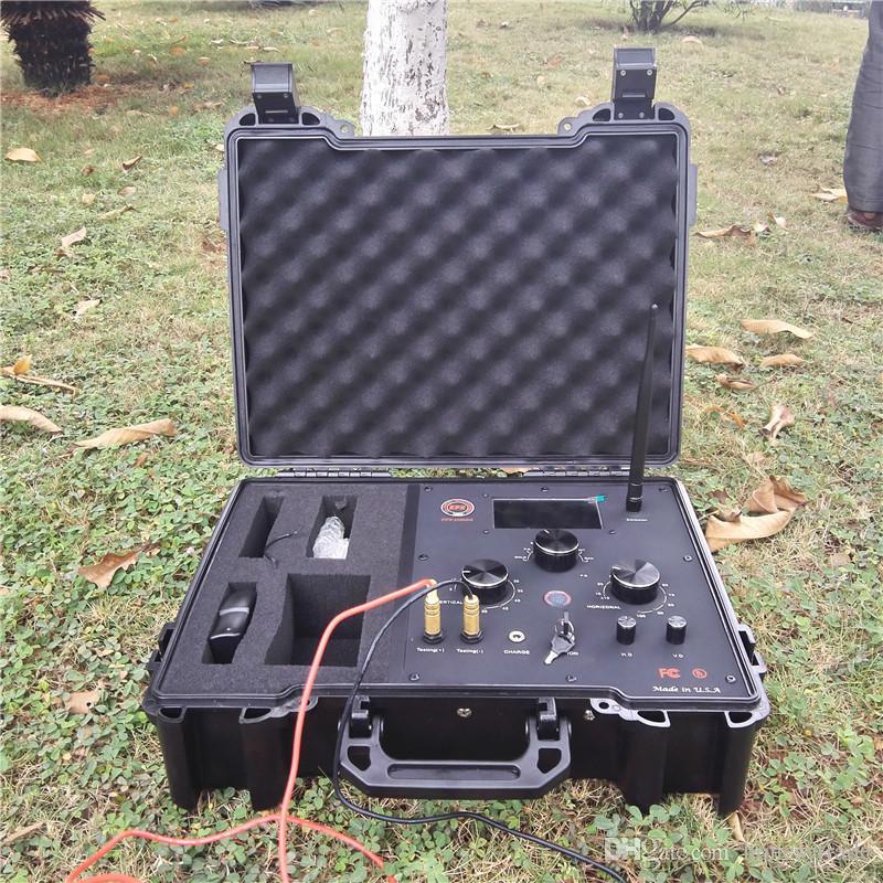 ground scanner machine