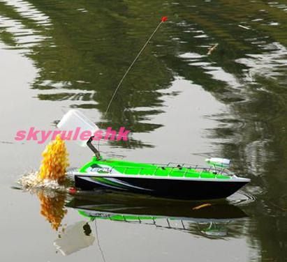 Wholesale hot rc fishing remote control bait boat skyrules for Rc boat fishing