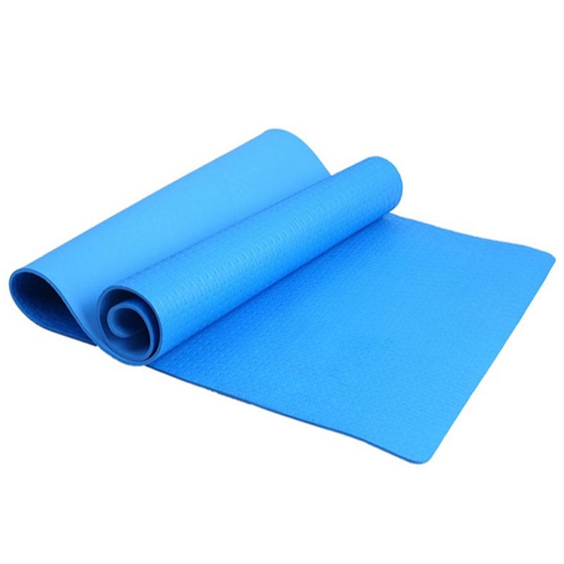 2017 Wholesale Durable 4mm Thickness Yoga Mat Non Slip ...