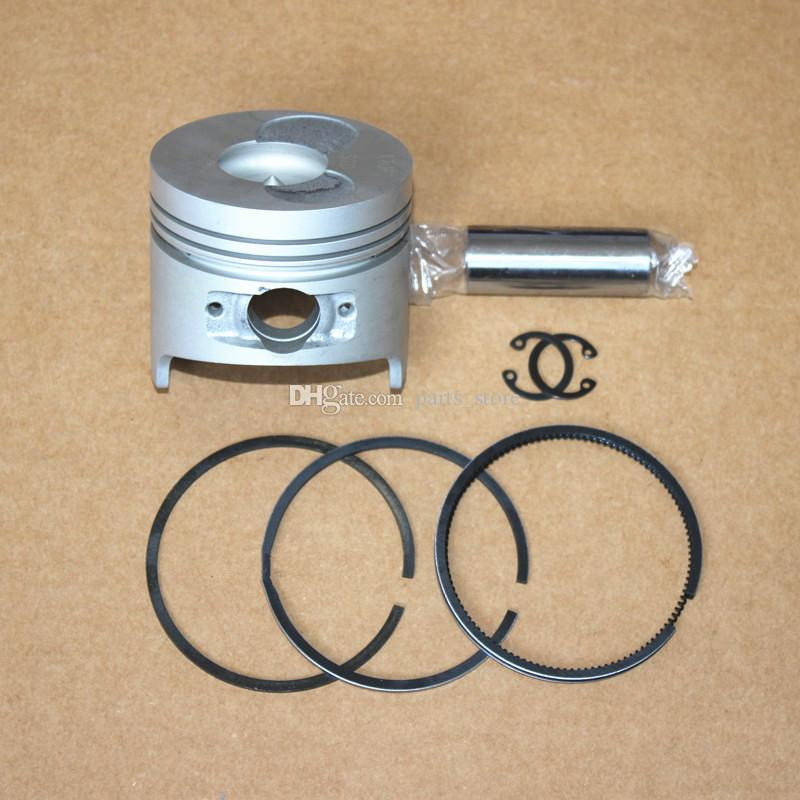70mm Piston Kit For Yanmar L48 Diesel 4 Stroke Motor Cylinder