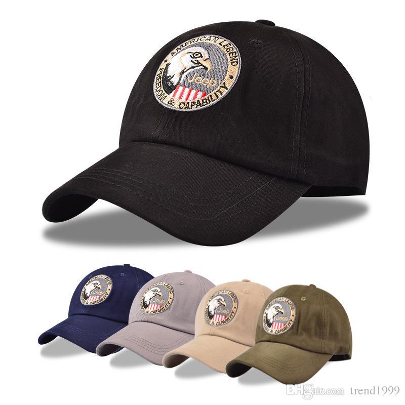 designer curved baseball cap mens womens sports hats golf