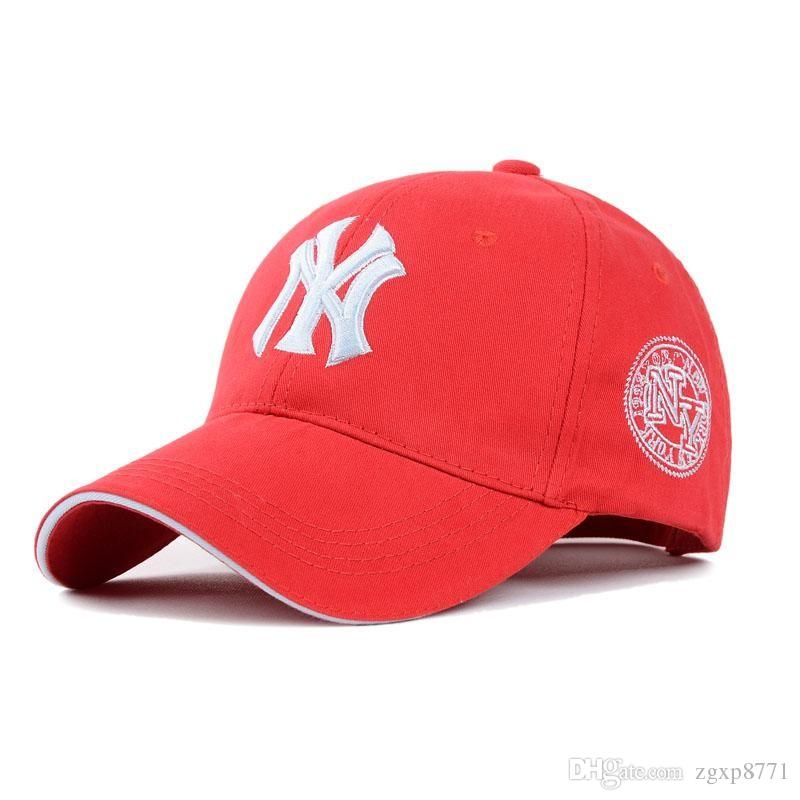 Yankees Hip Hop MLB Snapback Casquettes NY Casquettes MLB Unisex Sports New York