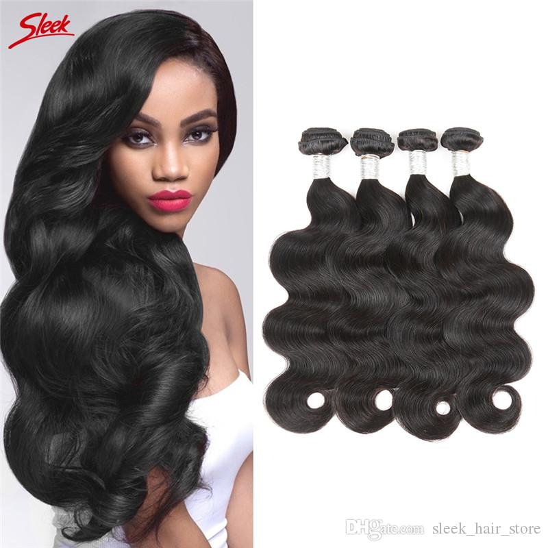 Sleek hair body wave unprocessed remy hair wefts cheap wholesale sleek hair body wave unprocessed remy hair wefts cheap wholesale virgin brazilian indian malaysian peruvian human hair extensions body wave bundles sleek pmusecretfo Gallery