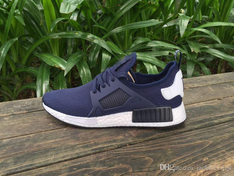 Adidas NMD XR1 Duck Camo 'White' (blanche) Shoes