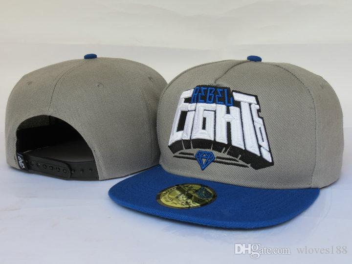Hot Selling Cheap Tha Alumni Dope Snapback Rebel8 Hip Hop Street Hat Fitted Cool