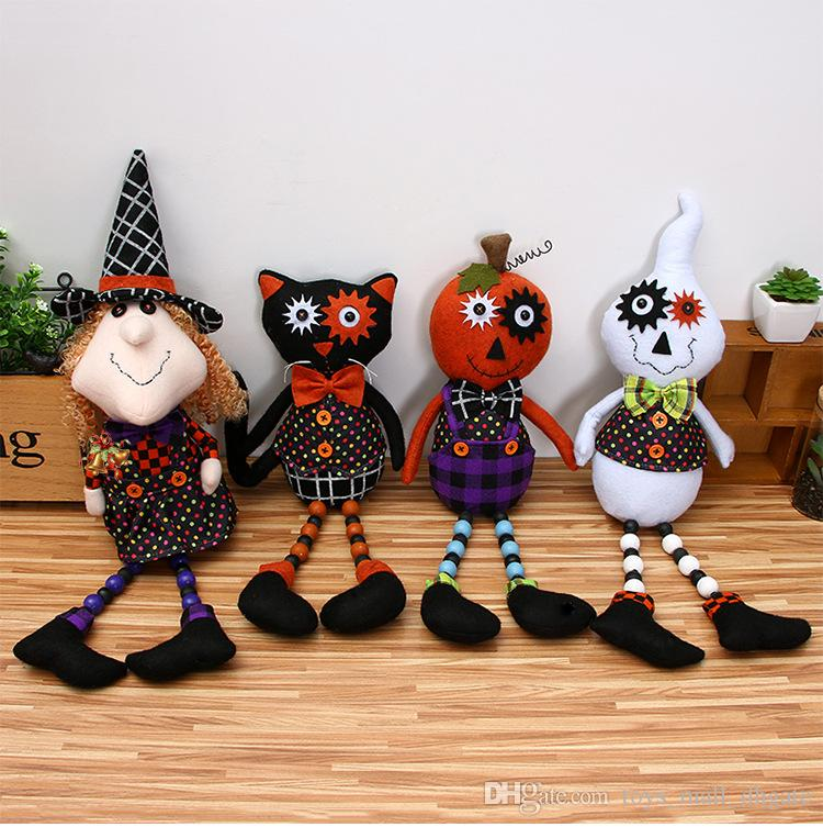 The Nightmare Before Christmas Plush Toys Cartoon Witch Byakki ...