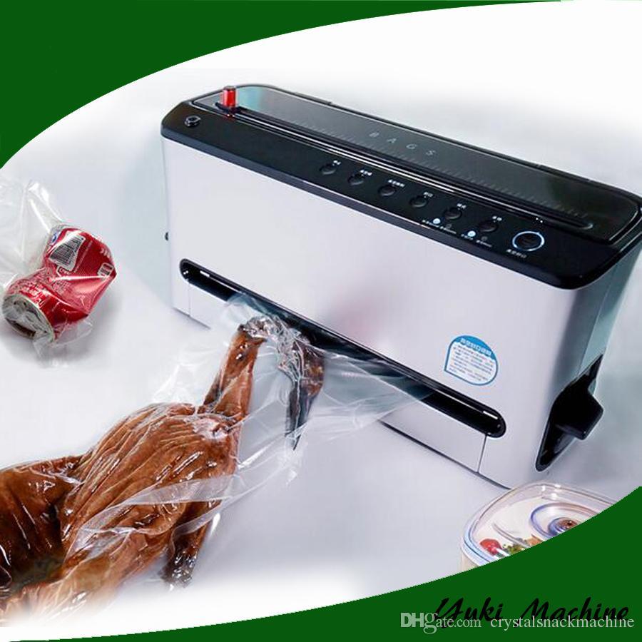 Commercial Automatic Vacuum Sealer Machine Small Household Vacuum ...