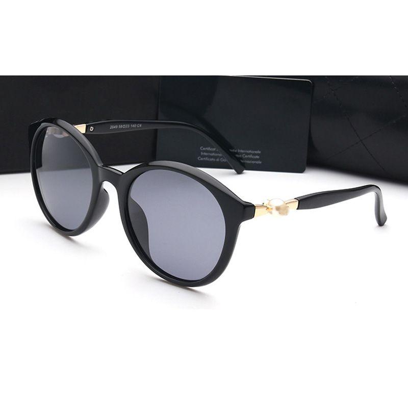 designer sunglasses women  2017 Lady Luxury Brand Designer Sunglasses Women With Box Uv400 ...
