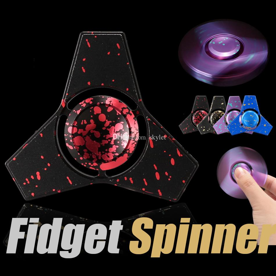 Fidget Spinner Triang Spinner à main Finger jouet Fingers Spinners Spécial Toy S