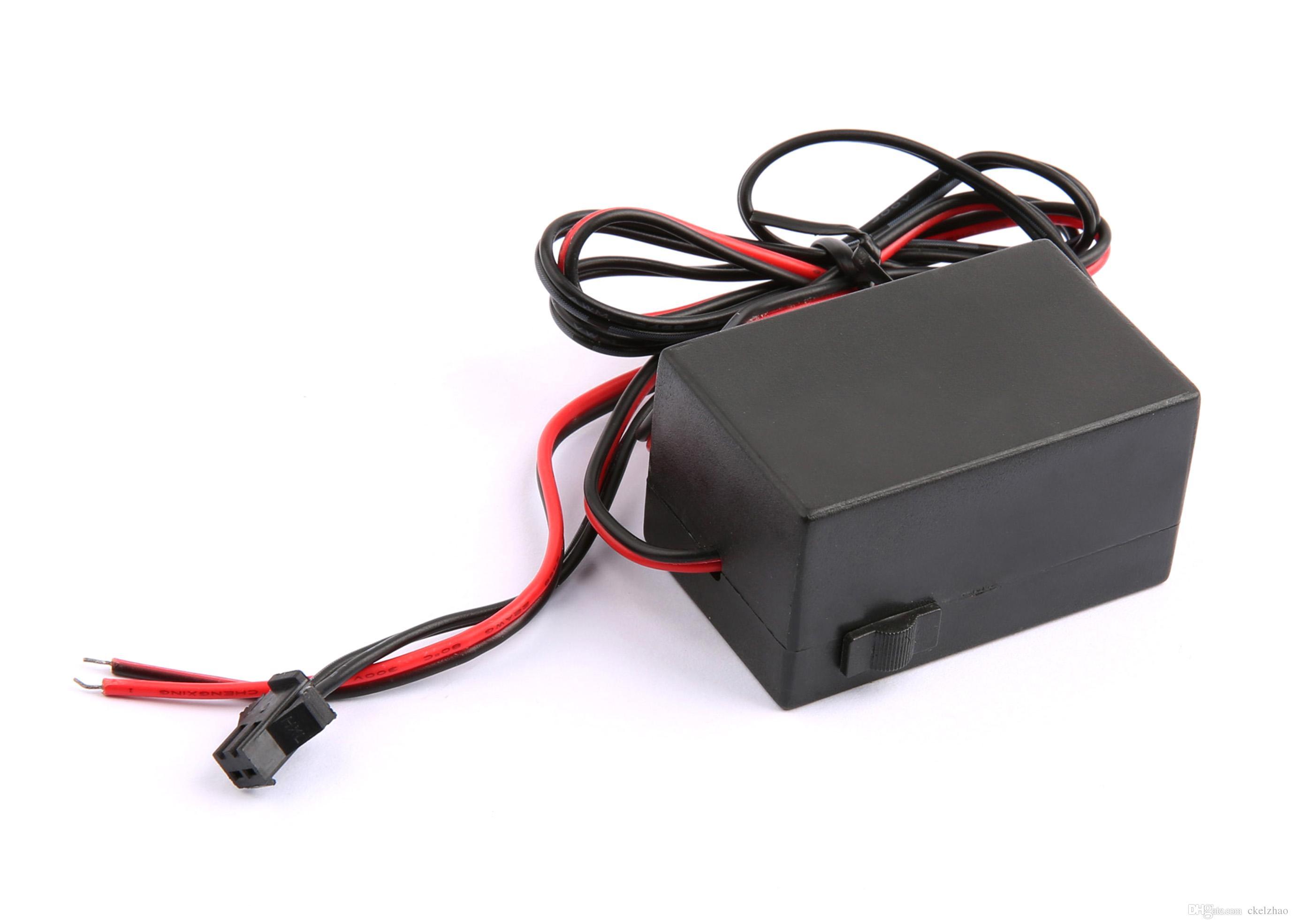 V driver el wire inverter