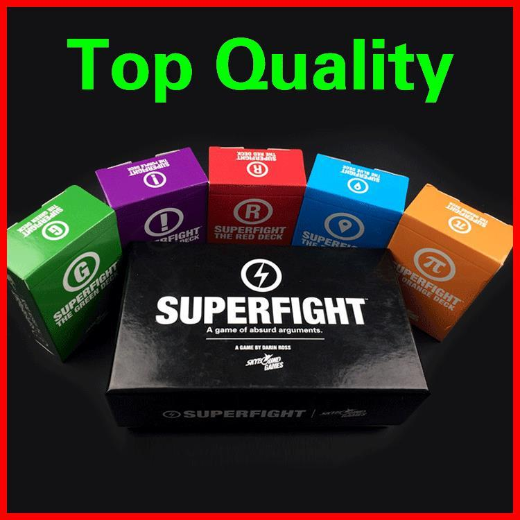 2017 Superfight Cards Game And The Expansion Pack Red Blue