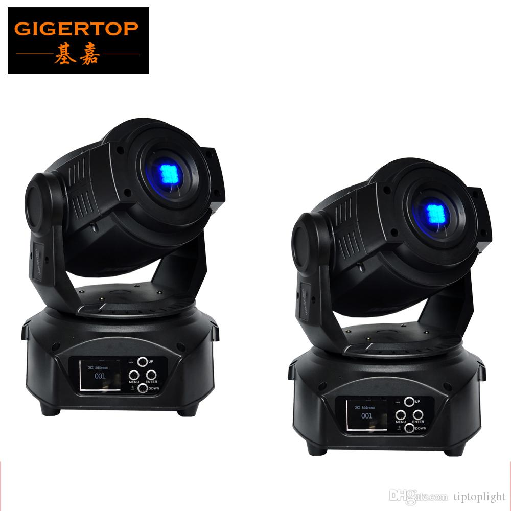 Hot Selling 2pcs / lot 60W Led Moving Head Light 14CH DMX512 Led Moving Head Spo