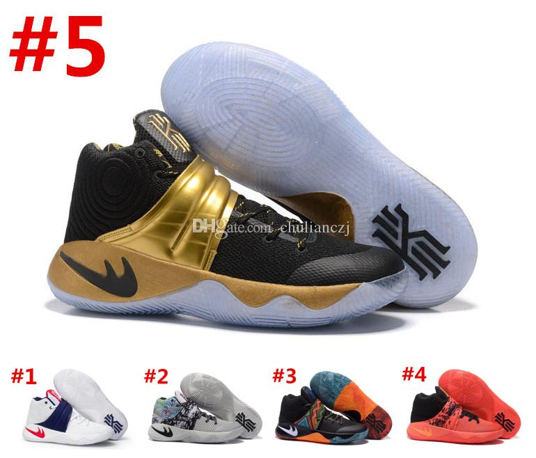 2017 2016 Cheap Sale Kyrie Irving Womans Basketball Shoes ...