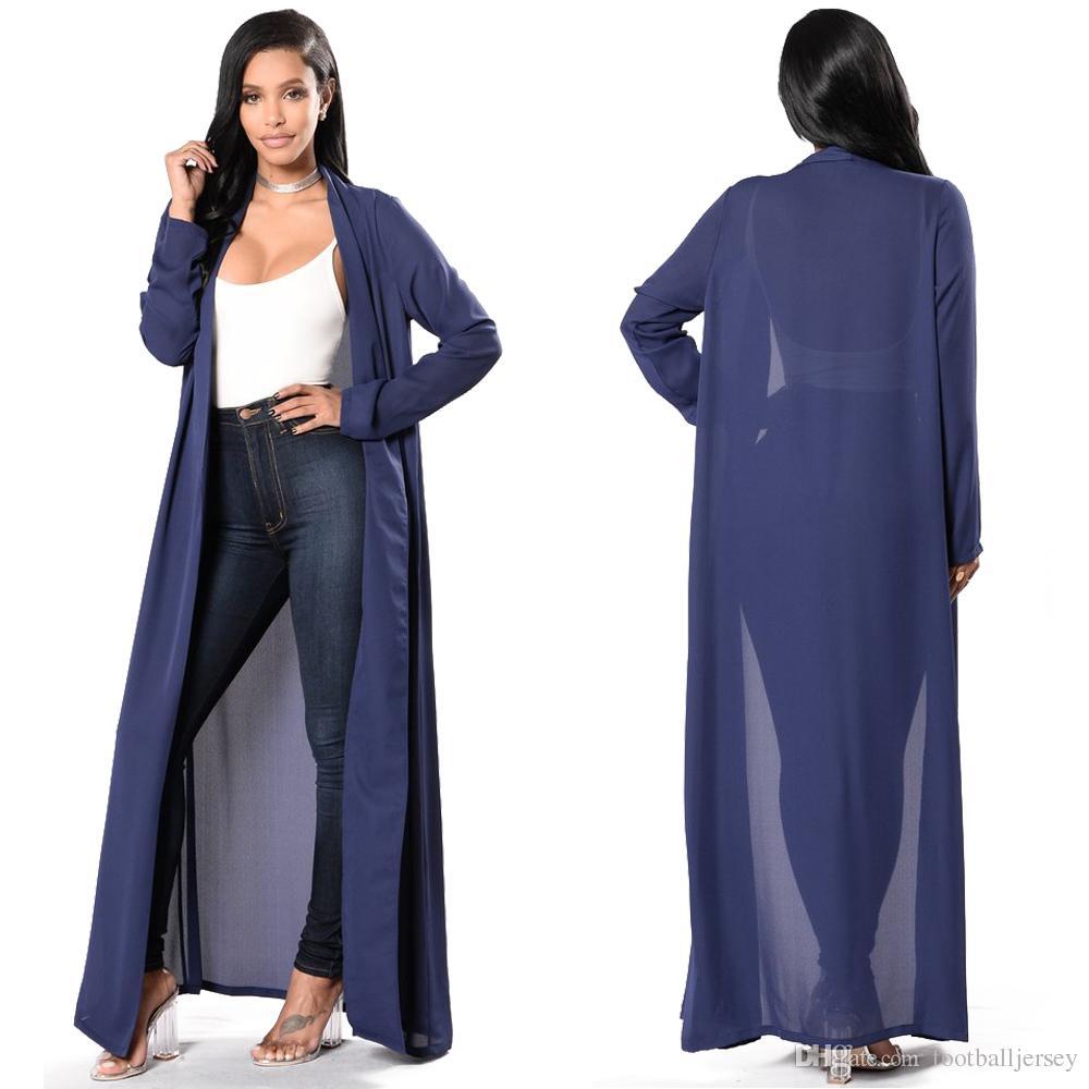 Sheer Long Beach Cover Up Dress