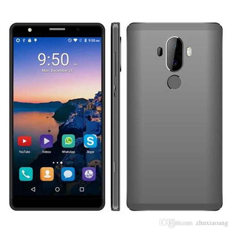 Goophone Mate 9 plus 6 pouces Android 5.1 MTK6592 Octa noyau 1 Go Ram 16 Go Rom
