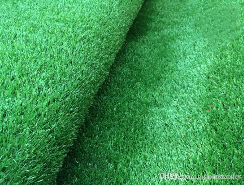 2017 hot artificial plastic grass lawn 1square mater for Faux grass for crafts