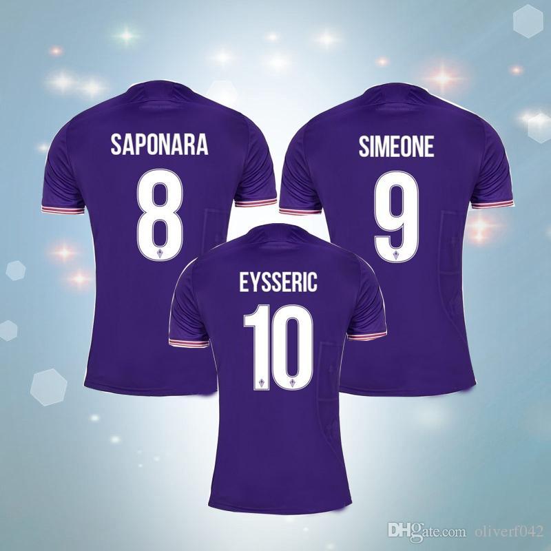 b8aef996c84 ... thai quality 17 18 italy club fiorentina home soccer jerseys kalinic  rebic matias rossi babacar fior
