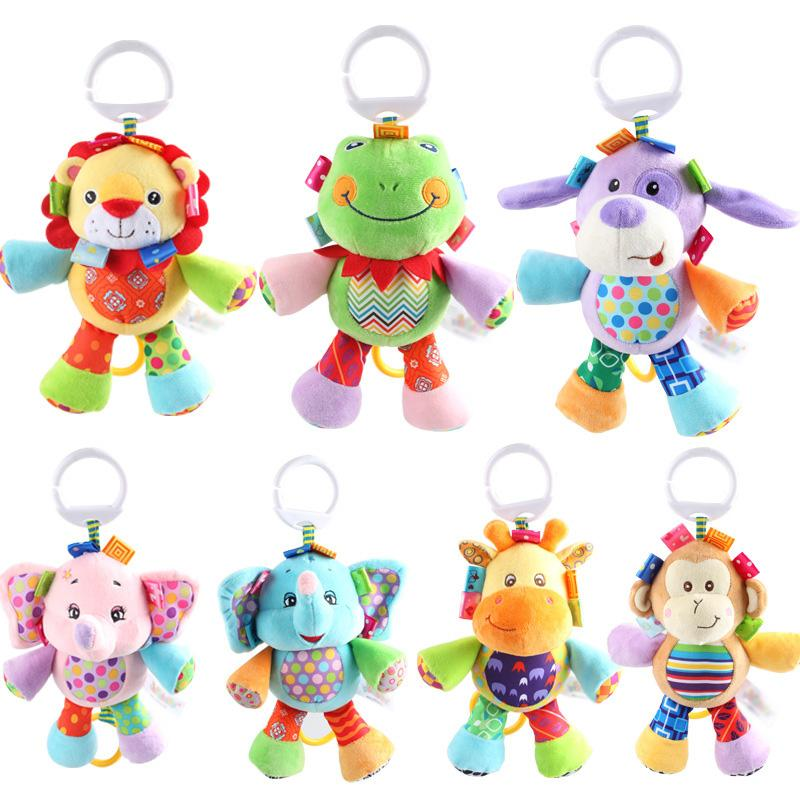 Wholesale Baby Toys : Wholesale styles baby toys animal rattles