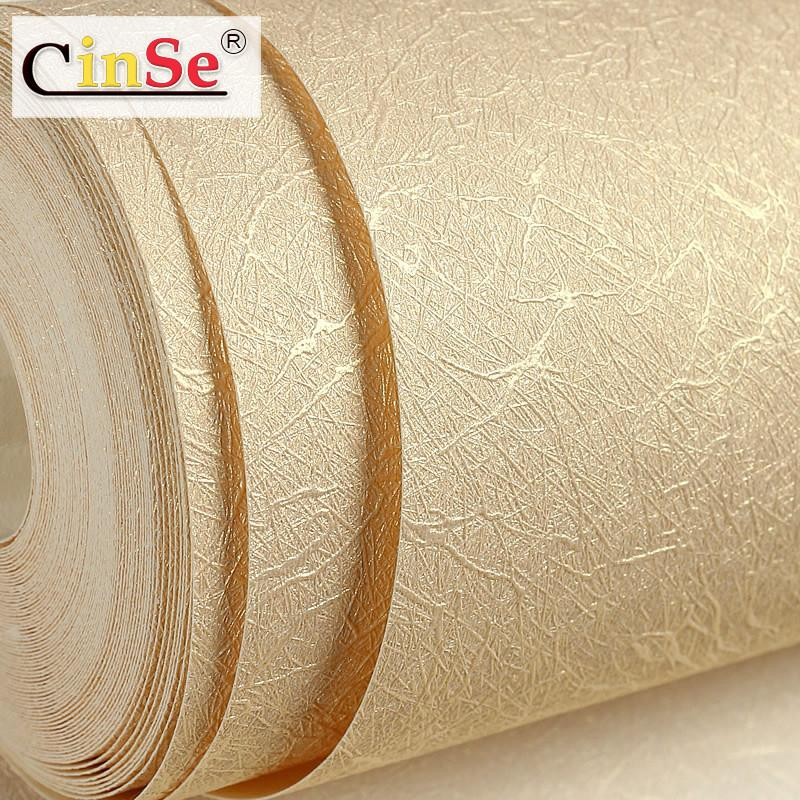 Wholesale cinse modern vinyl pvc silk textured 3d for Como colocar papel mural