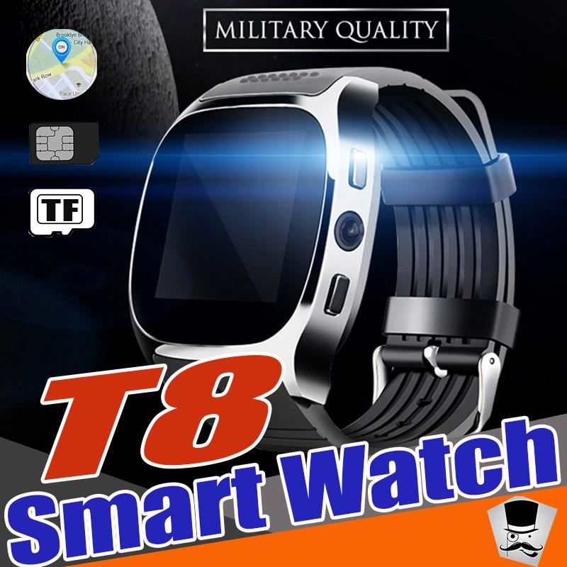 T8 Smart Watches Intelligent Positioning Mtk6261d Nucleus ...