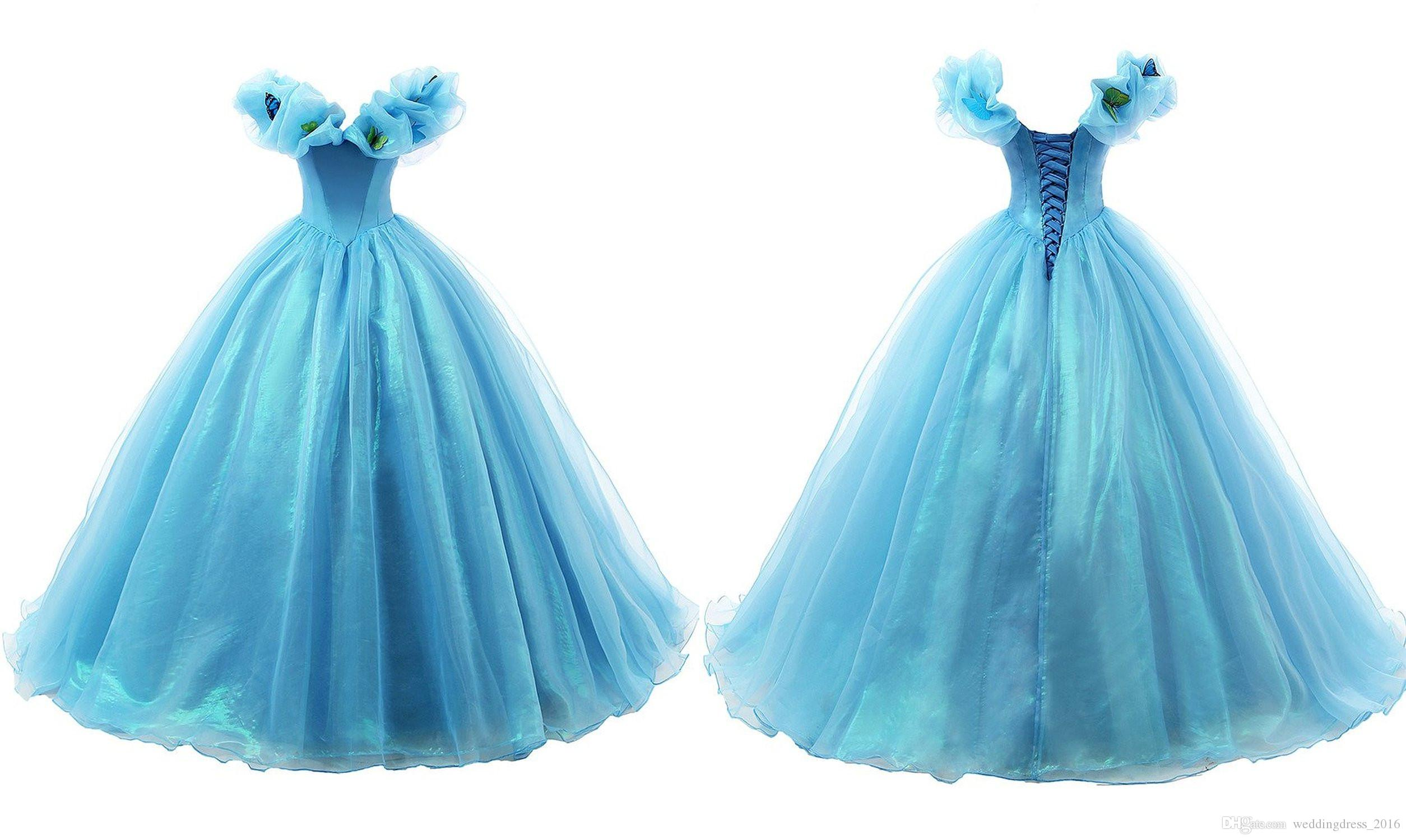Bow In Stock Real Photo Cheapest Little Girls Pageant Dresses Cinderella Ball Gowns Princess