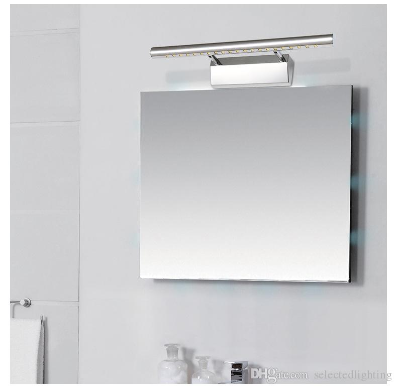 2017 5w7w9w led mirror lights vanity light bathroom light make up wall light picture front lamp. Black Bedroom Furniture Sets. Home Design Ideas