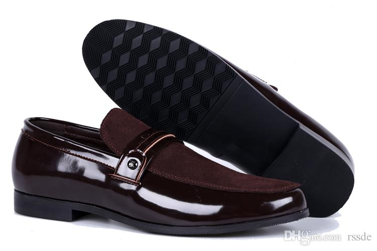 Hot Sale Oxford Shoes For Men Casual Form Men Dress Shoes Autumn ...