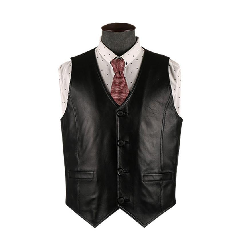 2017 Wholesale Men Sleeveless Jacket Spring Autumn