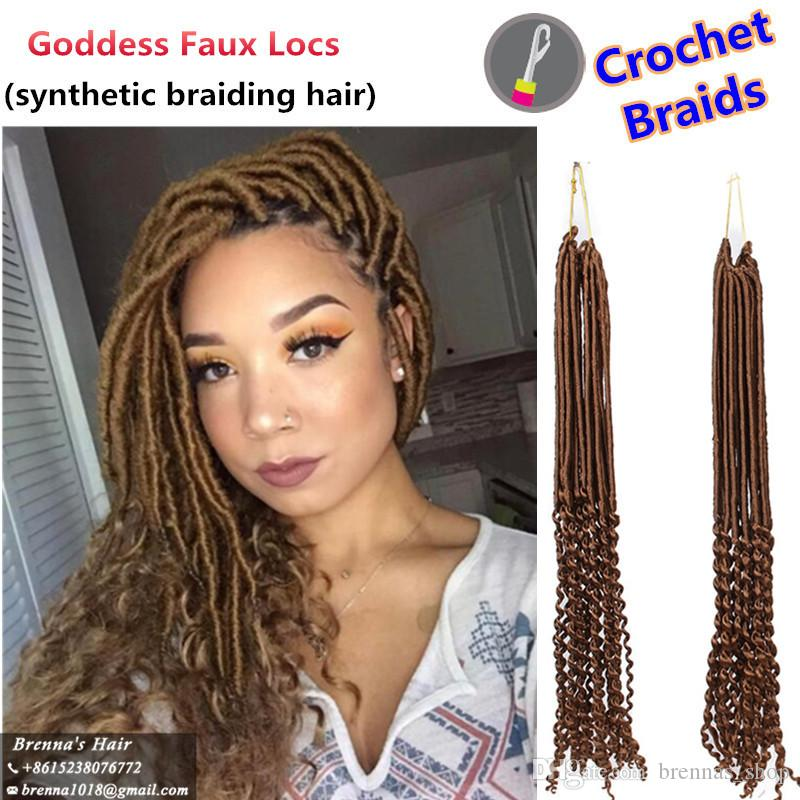 Online Cheap Synthetic Ombre Braiding 20 24strands Pack