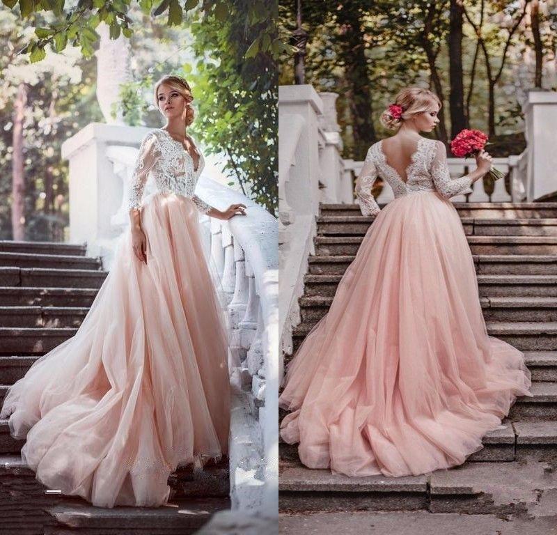 ... Vintage Wedding Dresses Discount Reference Images Tulle Autumn Vintage