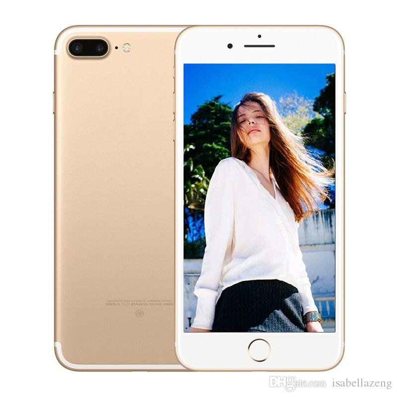 Hot Selling Goophone i7 plus 1: 1 MTK6735 64 bits Quad Core REAL 4G lte Real Fin