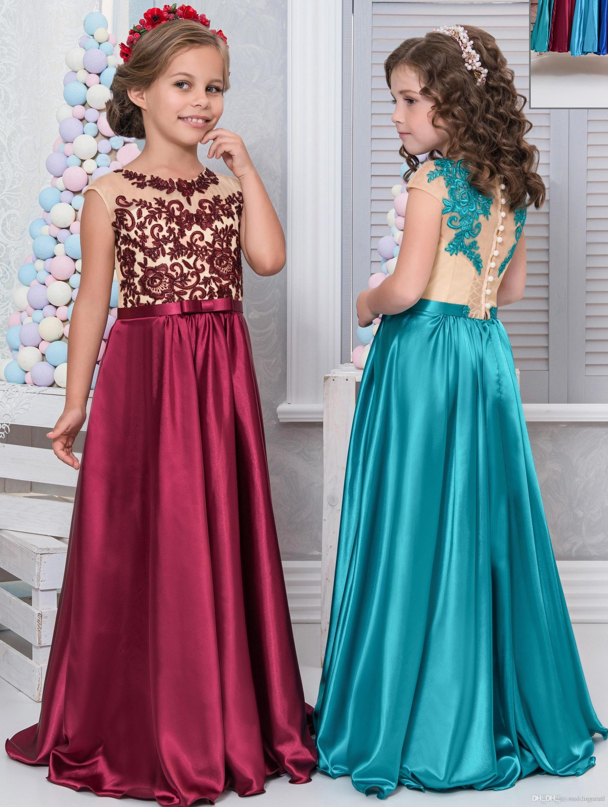 tween special occasion dresses