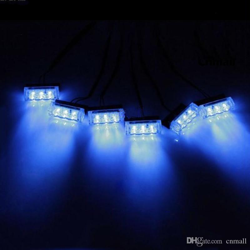 2017 18led car strobe light 6x3 led fire flashing light. Black Bedroom Furniture Sets. Home Design Ideas
