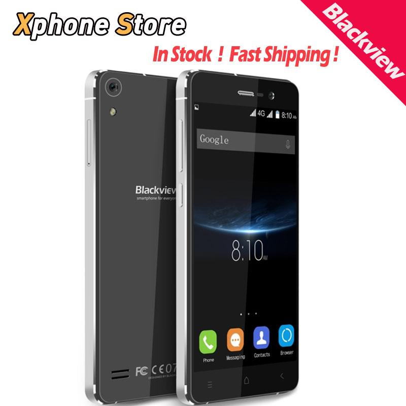 FAST SHIP Blackview Omega Pro 5.0 pouces Android 5.1 4G FDD-LTE 16GB + 3GB MTK67