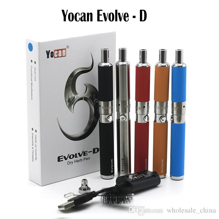 Yocan Evolve D Kit Evolve Kits Yocan Evolve D Kit Dry Herb ...