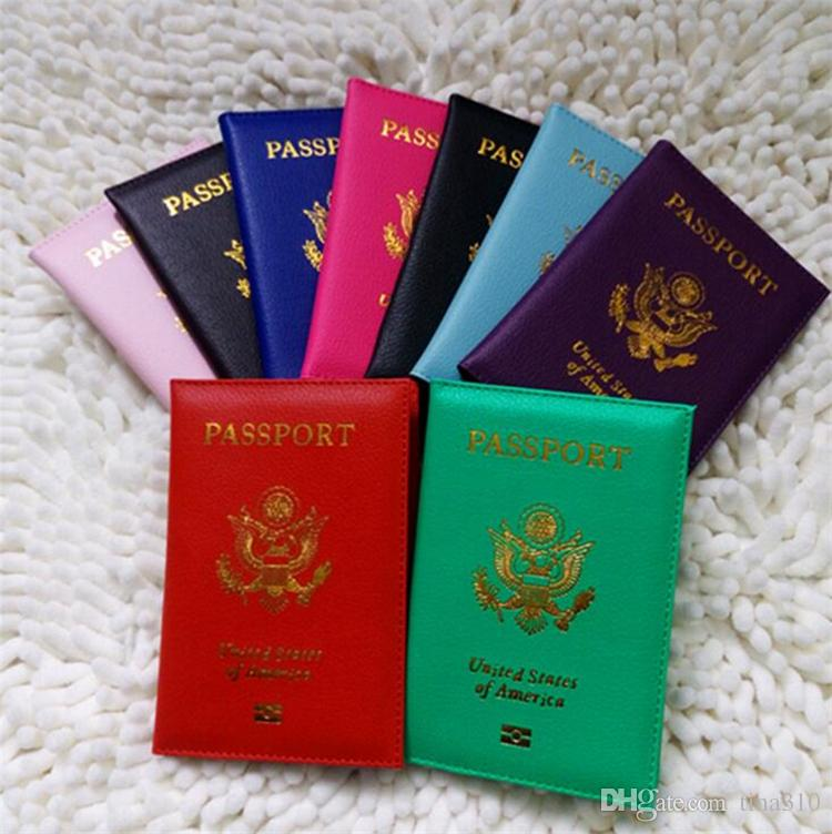 hot sales american passport cases wallets card holders