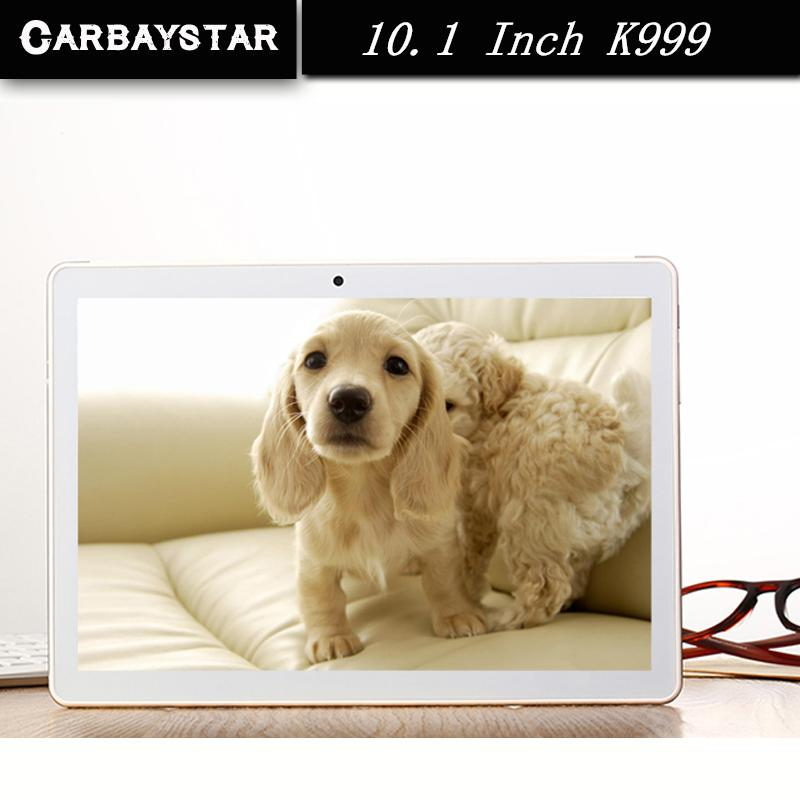 Vente en gros- CARBAYSTAR K999 10.1 coque en métal Smart android Tablet PC Octa