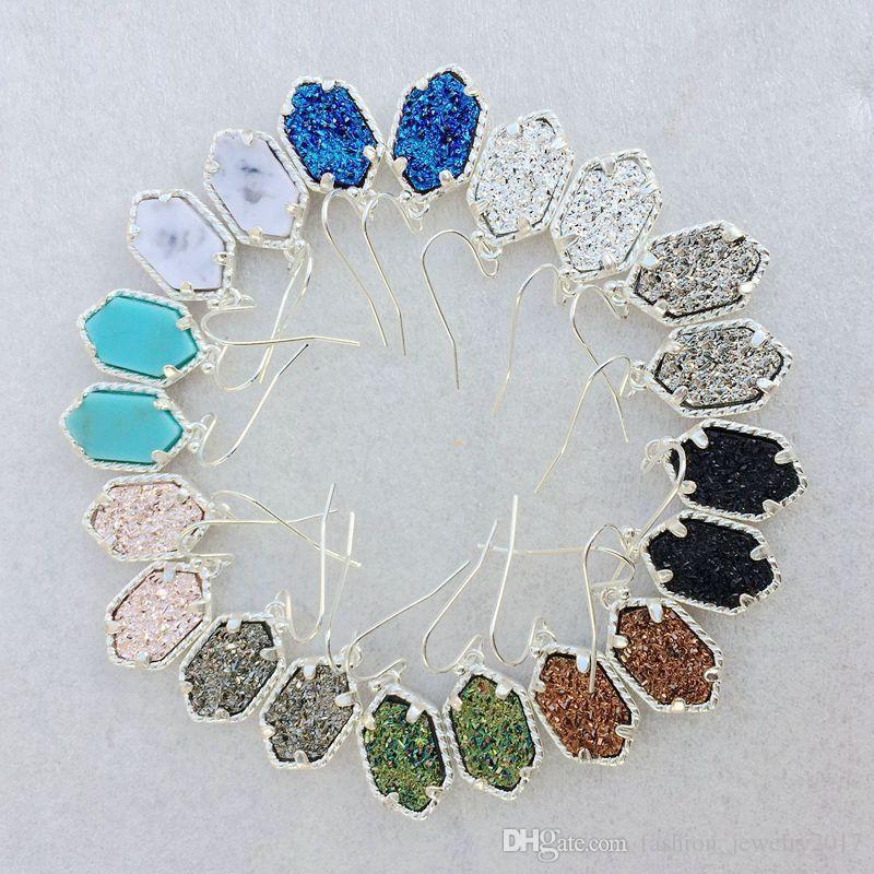 New Kendra Scott Brand Chandelier Earrings 925 Sterling