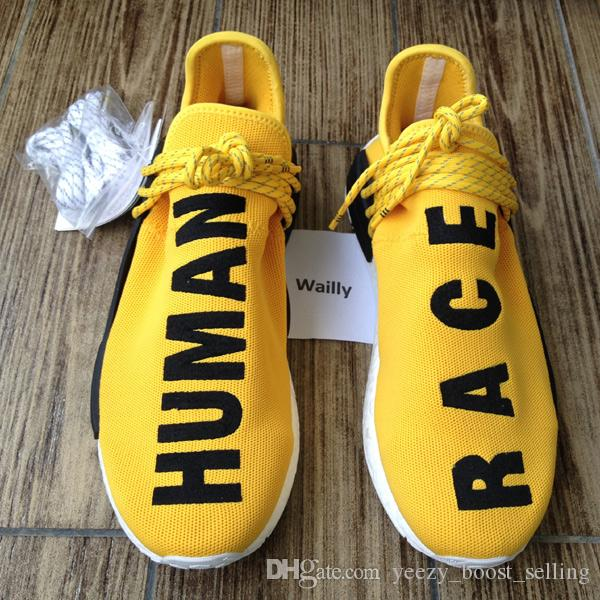 Adidas x Pharrell Williams Human Race Tank (Blue) End
