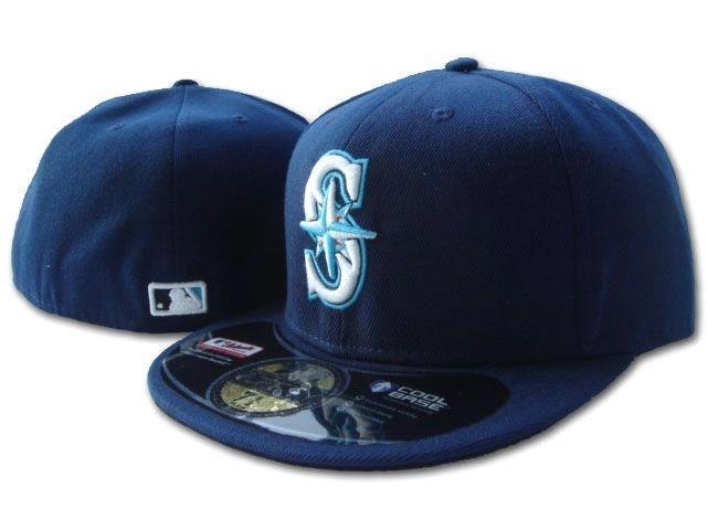 Newst Seattle Mariners On Field Baseball Hommes Casquettes Mode Sport Hommes Hom