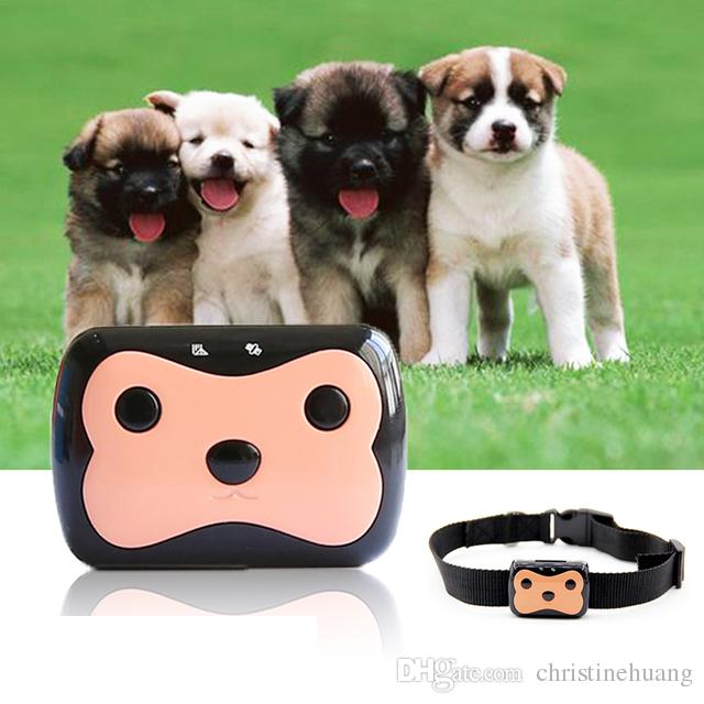 Pet Dog Monitor Collar With Gps