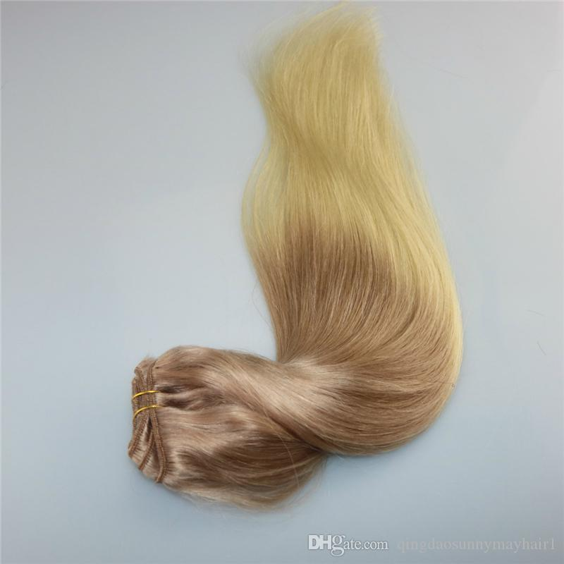 Ombre Clip In Hair Extensions Cheap 43