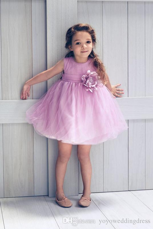 a line mini tulle pink